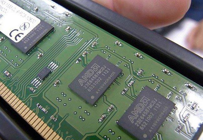 Memoria RAM AMD Radeon