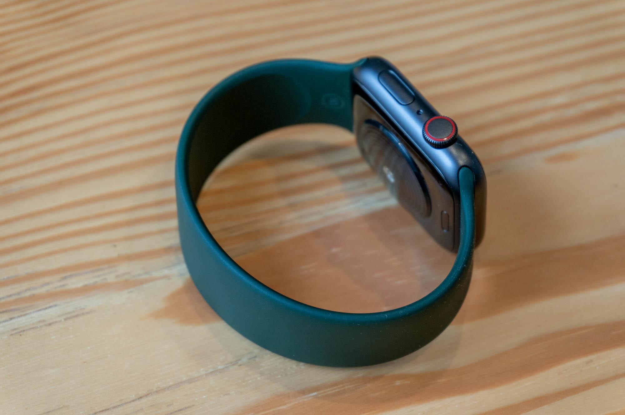 Foto de Apple Watch SE y Solo Loop (14/21)