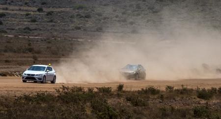 Seat Leon X-PERIENCE Pruebas Extremas Summer Test