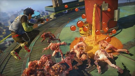 Primer tráiler con gameplay de Sunset Overdrive