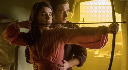 'Robin Hood' presenta un tráiler final más divertido y espectacular: Taron Egerton se convierte en un superhéroe medieval