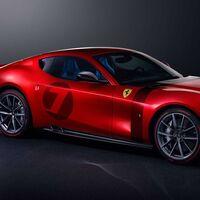 Ferrari Omologata, la firma italiana nos sorprende con nuevo e impresionante one-off