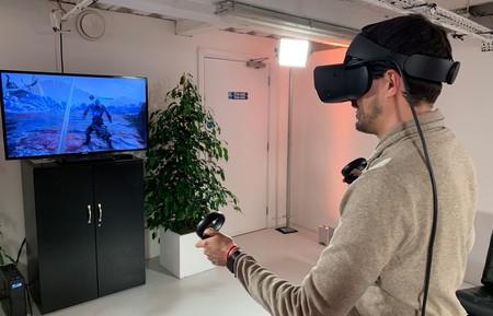 Jugando Oculus Rift S