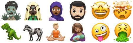 nuevos emoji presentados hoy
