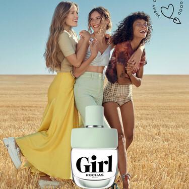 Ya está a la venta Girl, el nuevo perfume de Rochas para este 2021 vegano y con carácter responsable con el medio ambiente