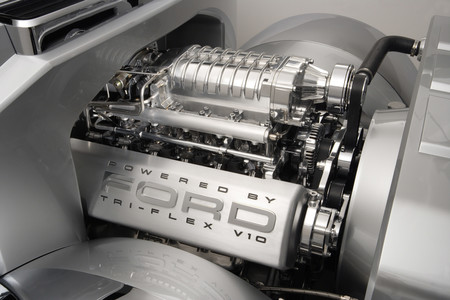 2006 Ford F 250 Super Chief Concept 12