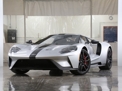 Ford GT Competition Series: un Superleggera a la americana