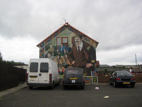 Foto de Murales de Belfast (12/15)
