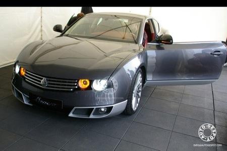 Benero: basado en el Audi S5 y con un precio de 400.000 euros