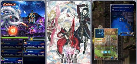 Final Fantasy: Brave Exvius ya disponible para descargar gratis en Google Play