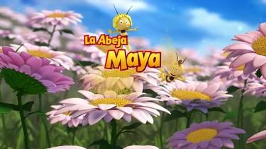 """""""La Abeja Maya: La Fiesta de las Flores"""", mini juegos educativos para los peques"""