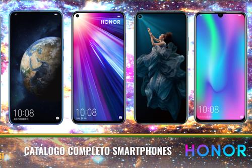 Honor 20, 20 Pro y 20 lite, así encajan dentro del catálogo completo de móviles Honor en 2019