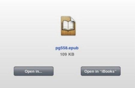Tres enlaces para descargar ePub gratis para tu iPad