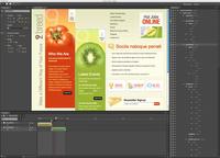Adobe lanza Edge, su editor gráfico para crear animaciones web con HTML5, CSS y Javascript