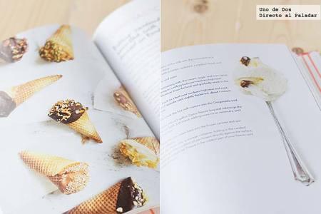 Jenis. Splendid ice creams at home interior