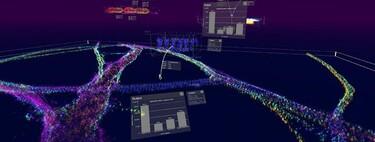 """Ahora puedes """"andar"""" por el interior de una célula gracias a este software de realidad virtual"""