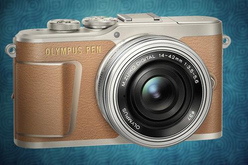 Olympus PEN E-PL9, la renovación de la gama PEN quiere despertar nuestro lado más creativo