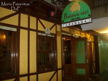 Kudamm Edel. Restaurantes en Granada