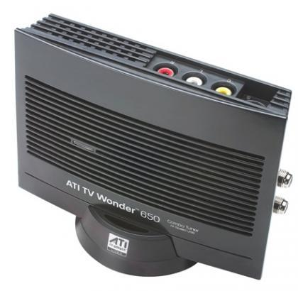 ATI TV Wonder 650 USB Combo, con soporte HDTV