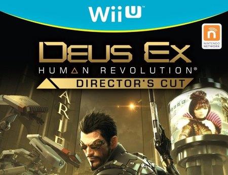 ¿'Deus Ex: Human Revolution Director's Cut' en Wii U? Eso dice Amazon