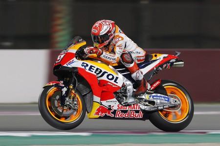 Marc Marquez Gp Catar Motogp 2018