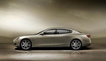 Maserati Quattroporte 2013, ¿motores V6, V8 y tracción integral?