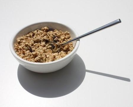 Cereales: ¿sólo en el desayuno?
