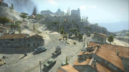 Arranca la beta de 'World of Tanks: Xbox 360 Edition' en España