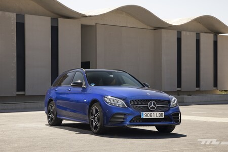 Mercedes Benz C 300 De 2020 Prueba 1