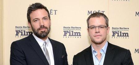 Syfy da luz verde a 'Incorporated', el thriller avalado por Matt Damon y Ben Affleck