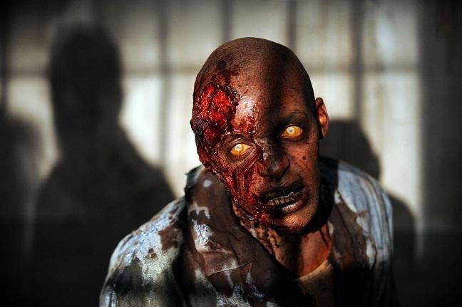 El gobernador de 'The Walking Dead'