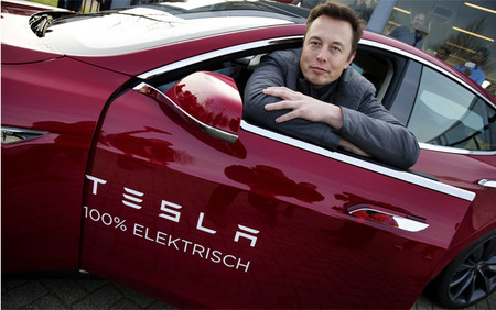 Para Elon Musk los coches autónomos serán una realidad dentro de cinco años