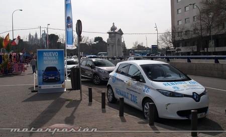 Renault Techno Experience: en Madrid y Barcelona, coches y tecnología a partes iguales
