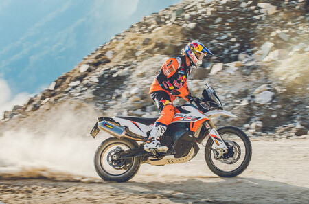 Ktm 890 Adventure R Rally 2021 1