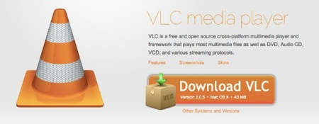 vlc media player videolan