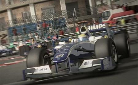 'F1 2010' mostrado con un primer tráiler