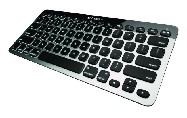 Teclado Logitech Easy Switch para Mac