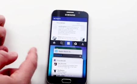 Multitareas Galaxy 3