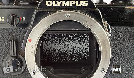 sistema medicion olympus om2