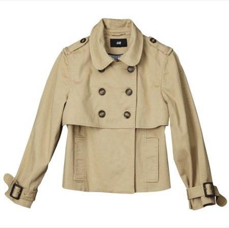 HM Primavera-Verano 2011 chaqueta
