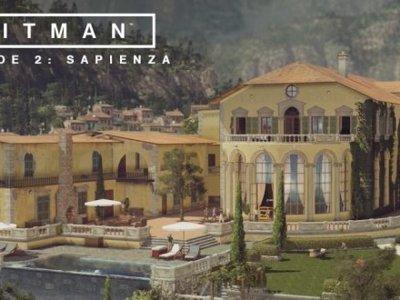 Así es Sapienza, la segunda parada del tour del Agente 47 en el nuevo Hitman