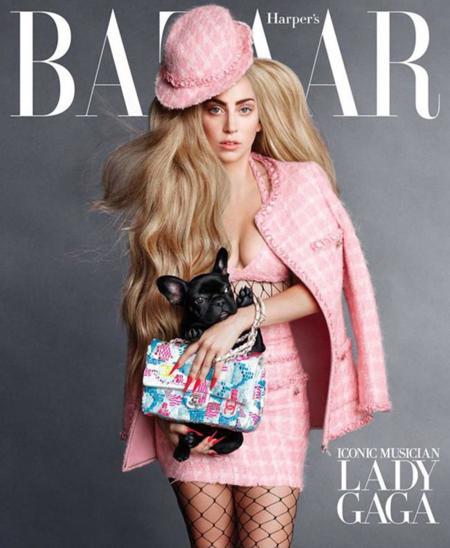 Lady Gaga Harpers Bazaar US