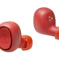 Audio-Technica amplía con los ATH-CKS5TW y ATH-CK3TW su catálogo de auriculares Bluetooth presumiendo de gran autonomía
