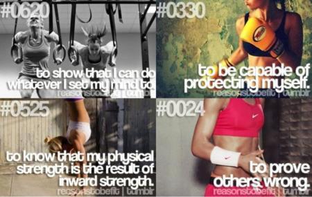 Motivación y deporte: ¿por qué haces lo que haces?