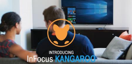 InFocus lleva un PC a cualquier sitio con el Kangaroo Pro Pocket-Sized
