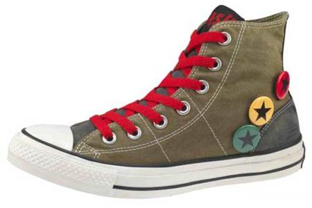 Las Converse The Clash para la primavera 2010