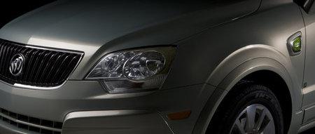 Buick tendrá un híbrido enchufable en 2011