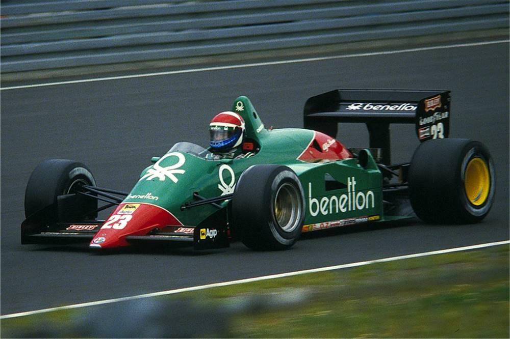 Cheever Alfa Romeo 02 08 1985