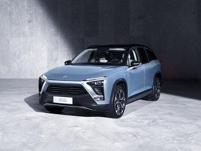 NIO ES8 es el SUV eléctrico hecho en china con batería intercambiable que costará la mitad que un Tesla Model X