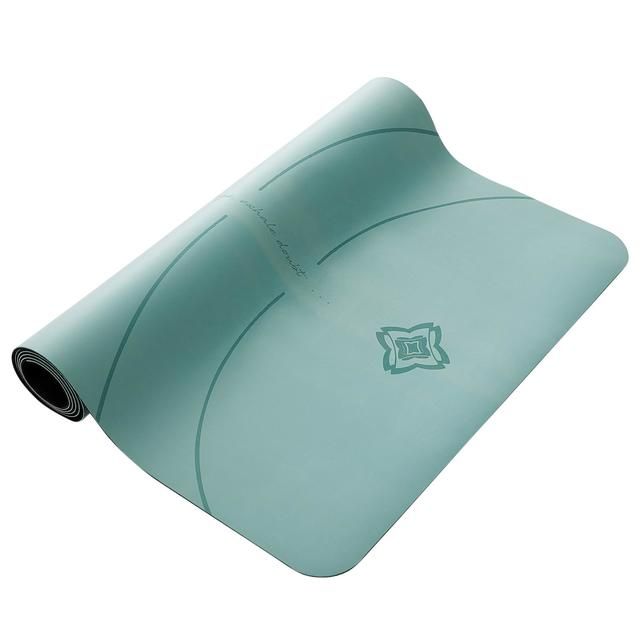 Colchoneta esterilla Mat yoga grip verde 185 CM X 65 CM X 3 MM